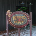 January 19, 2005 - at the magic hat brewery in south burlington, vermont