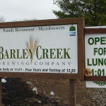 January 13, 2006 - at the barley creek brewing company in tannersville, pennsylvania